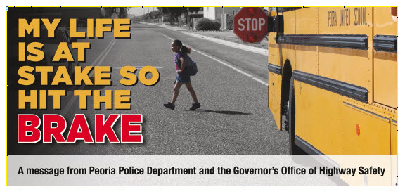 Peoria PD Bus Safety