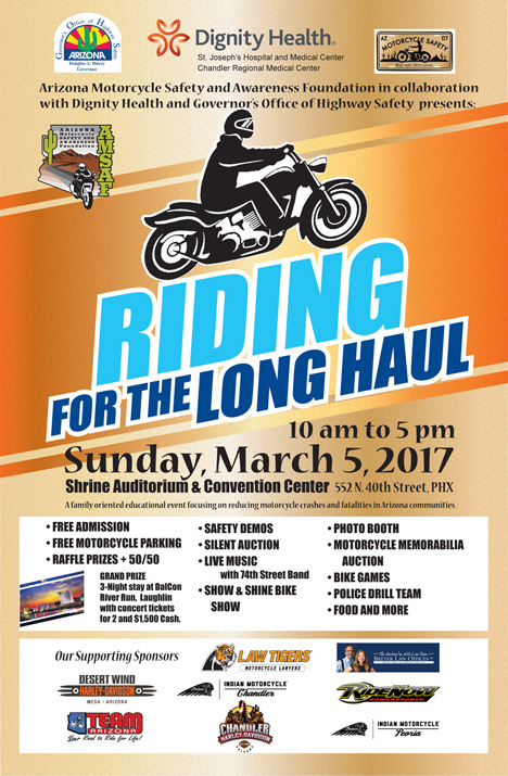 Riding for the Long Haul